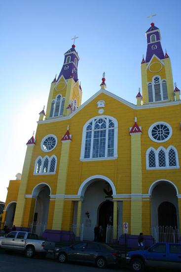 Iglesia-Castro